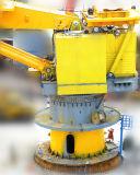 Grua Marinha Ghe-Hsbc-5800-S Knuckle Boom para Porto Interior
