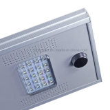 Solar 18W integrado Calle luz LED con Pole