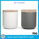 Kitchen Canister Set를 위한 세라믹 Canister Sets Tea Coffee Canisters