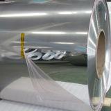 Miroir en aluminium poli pour lampe de décoration utilisée