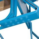 Pega de madeira quadrado profissional Wheelbarrow de Aço