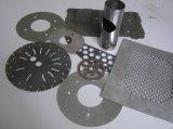 2000W machine de 600*400mm en aluminium et de fer de feuille de fibre de laser de découpage