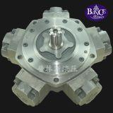 Intermot Iam, H1, H2, H3, H4, H5, H6, H7, motore idraulico del pistone radiale di serie H8