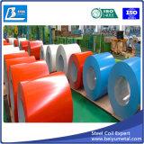 냉각 압연된 PPGI 색깔은 직류 전기를 통한 강철 코일을 Prepainted