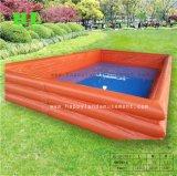 3つの管の膨脹可能で大きい水泳のプール