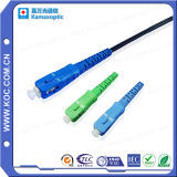 Câble de descente FTTH en fibre optique, Câble LAN