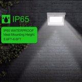 2W 49 LED de lumière solaire lumière solaire IRP du capteur de mouvement du corps humain à l'extérieur Jardin LED lumineux blanc étanche de sécurité