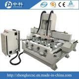 Heiße Mittellinie des Verkaufs-4 Dreh-CNC-Fräser-Maschine