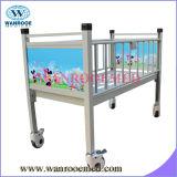 Full Length Siderails를 가진 2 Crank Manual Bed