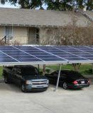 Venta caliente del sistema de energía solar de la red 6kw para el uso casero