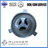 CNC do aço da elevada precisão que faz à máquina eixos feitos à máquina compreendendo a hélice do barco, eixos marinhos, eixos do grande diâmetro, eixos do gerador