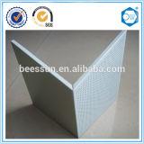 Panneau en aluminium de nid d'abeilles de feuille en aluminium de nid d'abeilles pour l'usage de cloison de séparation