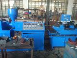 Flexible PVC corrugado conducto que hace la máquina