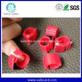Кольцо животной ноги Китая пластичное для животный отслеживать