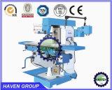 Cabeça rotativa Universal para serviço pesado e Knee-Type fresadora,