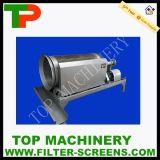 Filtro de cilindro giratório do filtro de cilindro