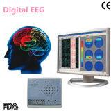 24/32 каналов цифров EEG-Стелла