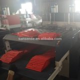 Fully Automatic Individual-Chanel Tee-shirt Bag Cutting Machine