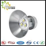 Het hoge LEIDENE van de Efficiency IP65 Lichte LEIDENE van Highbay Hoge Licht van de Baai, LEIDENE van de Leverancier van China het In het groot 120W Hoge Licht van de Baai