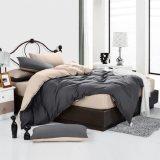 La mano de obra exquisita ropa de cama cama de algodón Conjunto de hojas