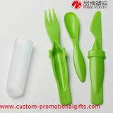 Plastiklöffel-Gabel-Messer Childr Gebrauch-Abendessen-Set