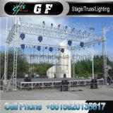 Arch Concert de musique d'éclairage en aluminium Truss Square Truss d'éclairage