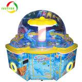 Sfere rotative della macchina del gioco del regalo che catturano vendita della strumentazione di divertimento
