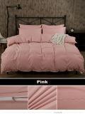 100% algodão Fornecedor de roupa de cama de hotel