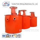 Mineral Processing를 위한 새로운 Xb & Xbt Leaching Barrels Agitator