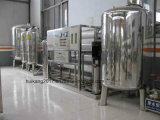 6 tonnes de matériel en une seule étape d'osmose d'inversion