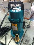 Qdx 부유물 스위치를 가진 전기 잠수할 수 있는 수도 펌프, (0.37kw, 0.55kw, 0.75kw, 1.1kw)