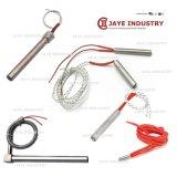Riscaldatore industriale della cartuccia di resistenza tubolare elettrica per il riscaldamento della muffa/iniezione/immersione