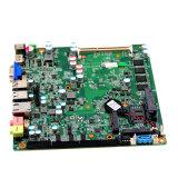 J1900/J1800 Processeur Quad Core Carte client léger avec à bord de 4Go de mémoire DDR3, 6 ports série Baytrail Carte mère pour PC de véhicule