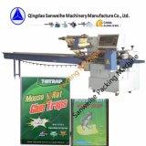 SWC590 type horizontal machine de conditionnement de trappe de colle de souris