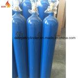 Ossigeno con la bombola per gas 48L