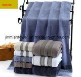 100% cotone, tessile domestica dell'hotel di alta qualità, tovagliolo di bagno, tovagliolo di mano