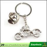 Casco su ordinazione poco costoso Keychain del motociclo del metallo