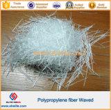 Agité en plastique PP pour la construction de fibre