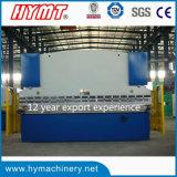 Тормоз гидровлического давления Wc67y-200X4000 & гидровлическая складывая машина