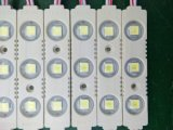 Inyecta módulo LED con lentes