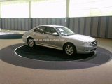 Piattaforma girevole girante di caricamento dell'automobile della piattaforma pesante della visualizzazione