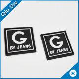 Настраиваемый логотип мода дизайн рельефным Private Label одежды кожаные патч