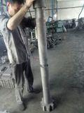 Rotor de dégazage de graphite pour moulage en aluminium