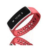 Wristband Bluetooth индикации OLED франтовской для здоровый отслеживать
