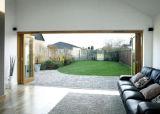 Portello piegante di alluminio all'ingrosso del patio