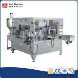 Роторный CE Liquid и Paste Packaging Machinery Approved (GD6-200)