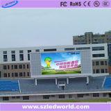Outdoor/Tela LED interior para publicidade de fábrica (P6, P8, P10, P16)