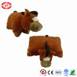 Cuscino funzionale su ordinazione dell'ammortizzatore 2in1 del cavallo del Brown