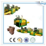 Compactadora de desechos metálicos de 160 toneladas