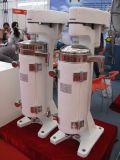 GF105A Tubulaire Olie van de Kokosnoot van het Roestvrij staal van de hoge snelheid centrifugeert de Maagdelijke Machine